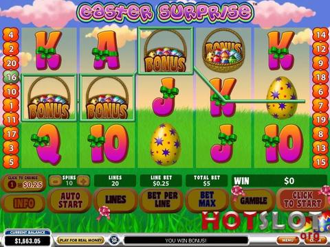 Easter surprise free play no download slot machine easter surprise game preview thecheapjerseys Gallery
