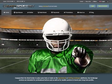 Easy Sport Bet Software Preview