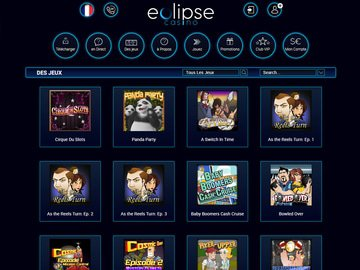 Eclipse Casino Software Preview