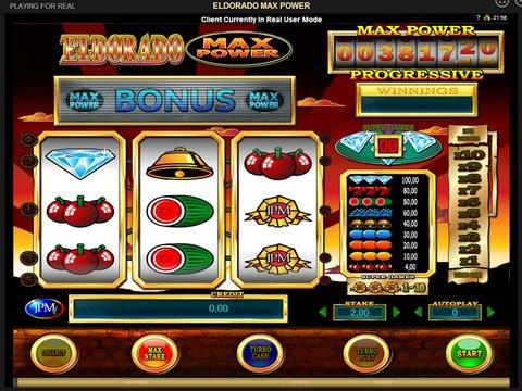 Win Big With The No Download Eldorado Max Power Slot