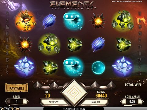 Elements: The Awakening Game Preview