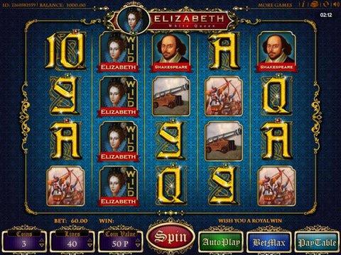 Elizabeth White Queen Game Preview
