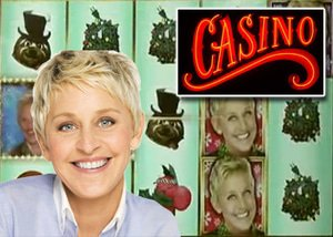 Ellen Degeneres' New Slot Machine