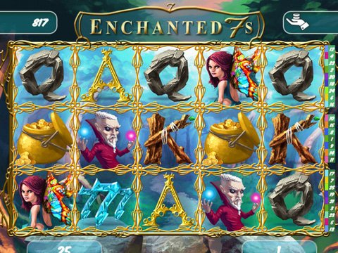 Enchanted 7s Game Preview