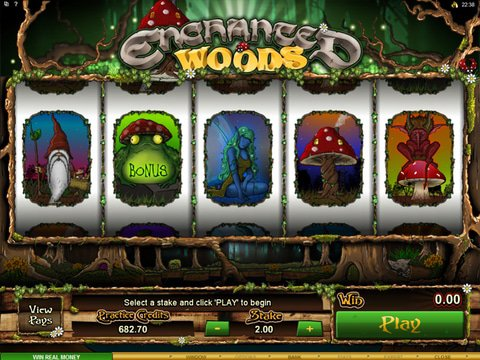 Enchanted Woods Game Preview