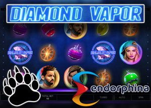 new diamond vapor slot from endorphina