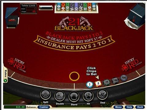 European Blackjack Game Preview