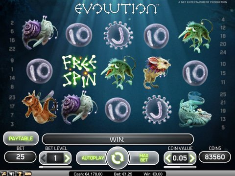 Evolution Game Preview