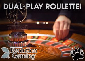 Evolution Gaming Releases Dual Play Roulette