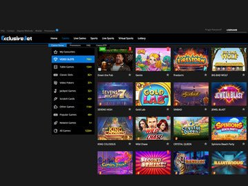 ExclusiveBet Casino Software Preview