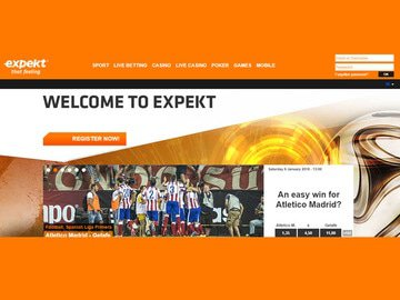 Expekt mobile betting wagershack online gaming and sports betting software
