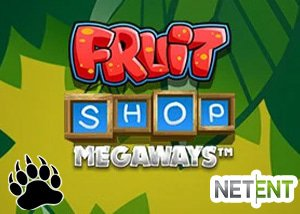NetEnt Fruit Shop Megaways Slot