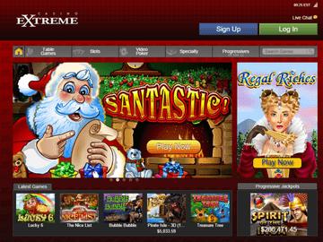 Extreme Casino Software Preview