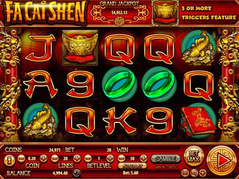 Fa Cai Shen Game Preview