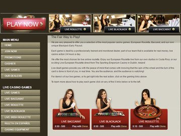 Fairway Casino Software Preview
