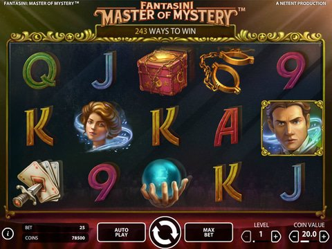 Fantasini: Master of Mystery Game Preview