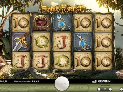 Fantasy Forest Game Preview