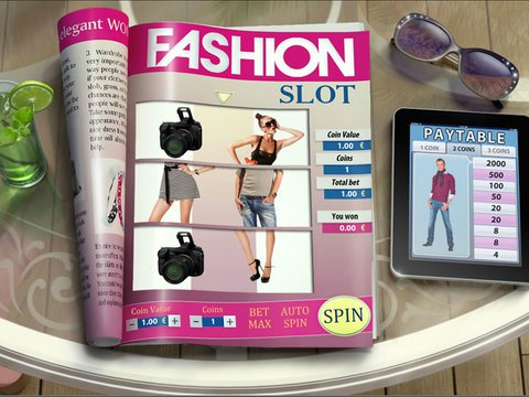 Fashion Slot Game Preview