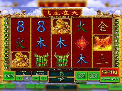Fei Long Zai Tian Game Preview