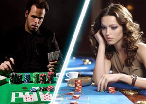 How popular is online gambling among women?
