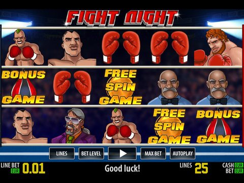 Fight Night HD Game Preview