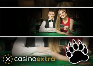 Dublin Blackjack at Casino Extra