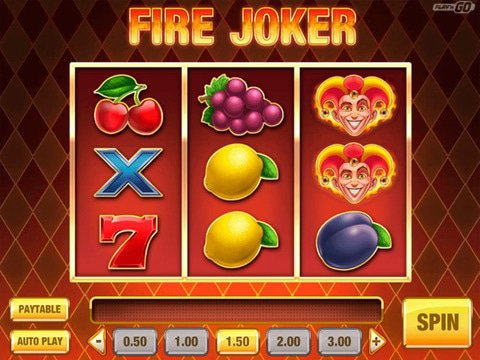 Fire Joker Game Preview