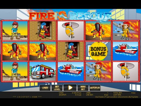 Fire Rescue HD Game Preview