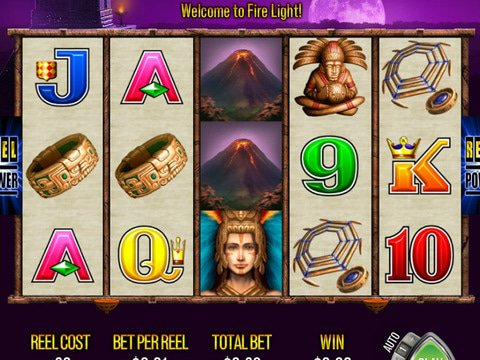 Play At The Mystical World Of Firelight Slot Machine