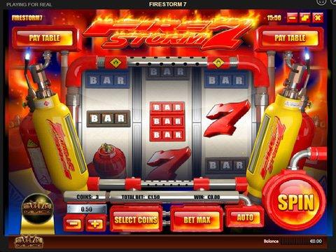 Spiele Firestorm 7 - Video Slots Online