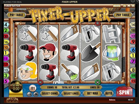 Fixer Upper Game Preview