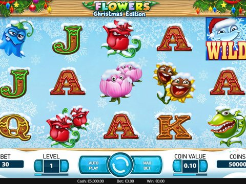 Flowers Christmas Edition Game Preview