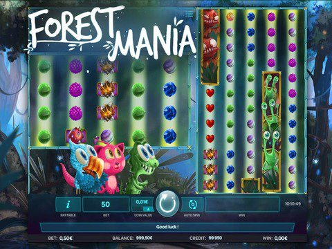 Forest Mania Game Preview