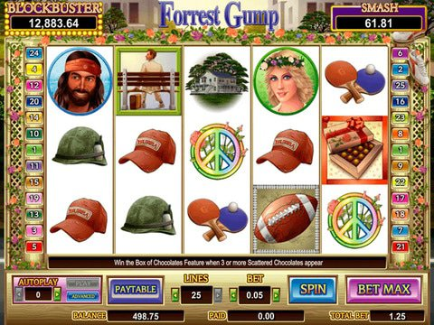 Forrest Gump Game Preview