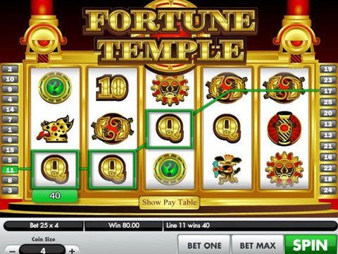 Fortune Temple Game Preview