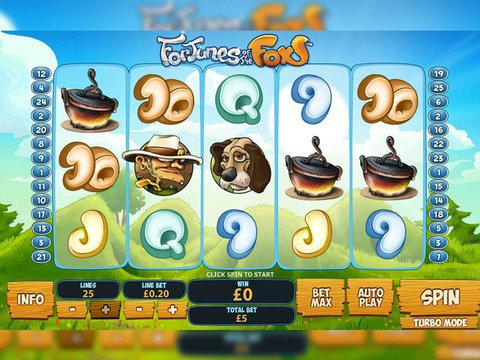 Foxy Fortunes Game Preview