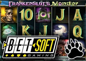 Betsoft Announce Launch Of Frankenslot's Monster - It's Superb!