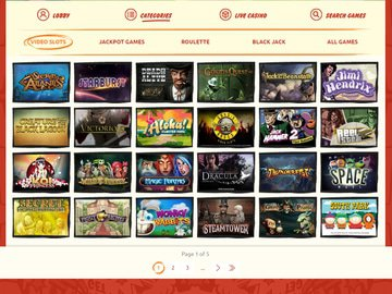 Freaky Vegas Casino Software Preview