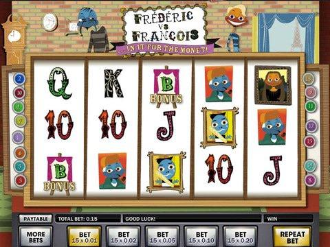 Frederic vs Francois Game Preview