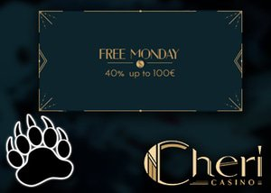monday promo at cheri casino
