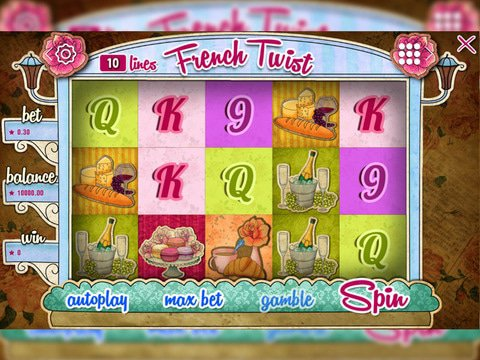 French Twist Game Preview