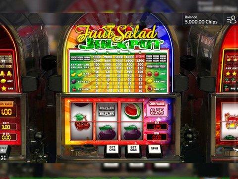 Fruit Salad Jackpot Game Preview