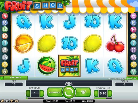 Play Fantastic Fruit Slot Machine Free with No Download