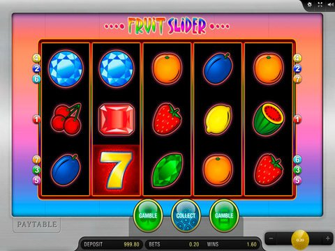 Fruit Slider Game Preview