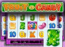 Fruit vs. Candy
