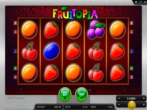 Fruitopia Game Preview