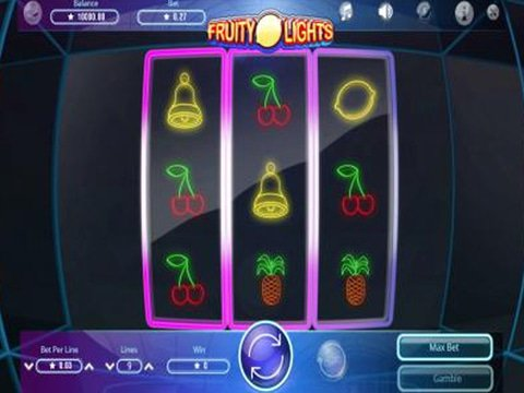 Fruity Lights Game Preview