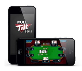 Canadian Players Have Access to rush Mobile App on Full Tilt Poker