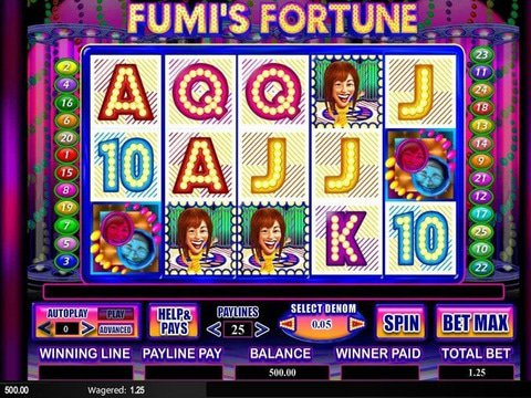 Fumis Fortune Game Preview