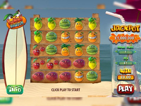 Funky Fruits Game Preview